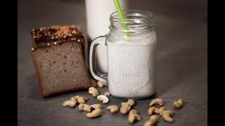 Cashew Milk DIY - Delicious High Protein Vegan Drink