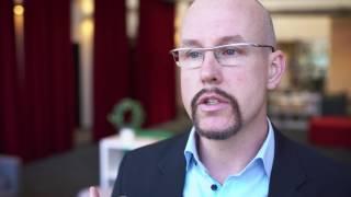 Ted Schönbeck, Red Hat, förklarar containrar