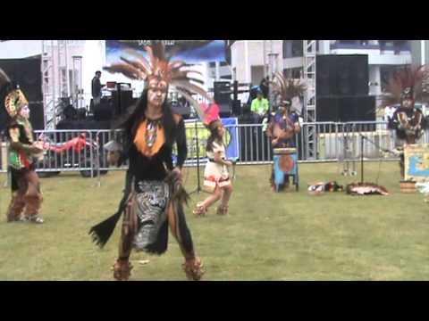 Danza Azteca Quetzalcoatl de memphis