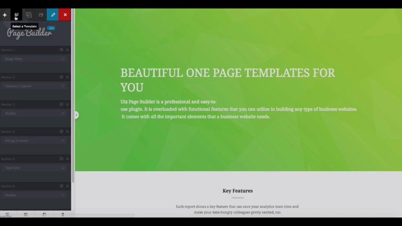 Uix Page Builder – Compatible with Gutenberg – WordPress