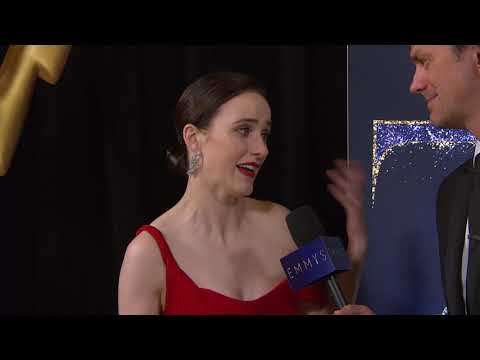 70th Emmy Awards: Backstage LIVE! with Rachel Brosnahan & Marc Istook