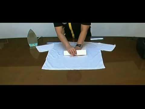 Cara Menggunakan T-shirt Transfer Paper