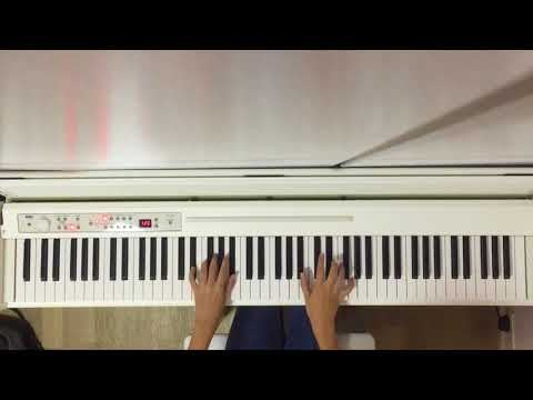 The Internet is Here Piano Cover