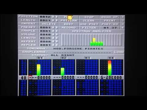 Salt-N-Pepa - Push It - Amiga 500