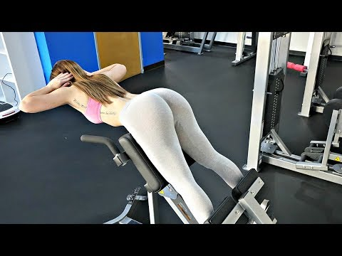 Butt Building Gym Routine with 3 Booty Lifting Exercises