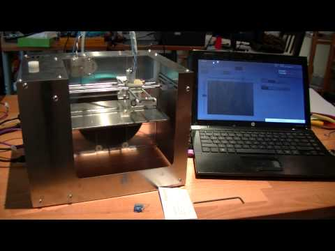 #MakiBox A6 - First Setup and Print Walkthrough