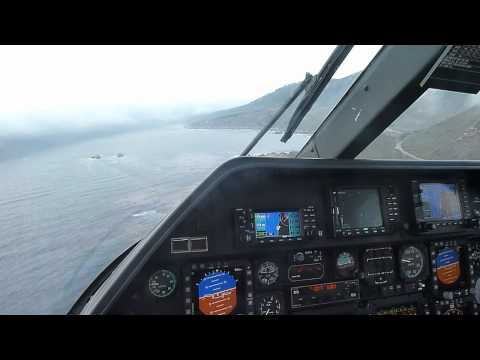 Agusta A109S local flight