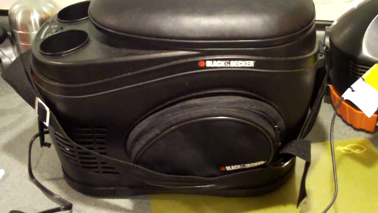 Black and decker cooler youtube - Pulverisateur electrique black et decker ...