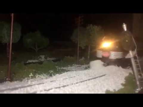 Ho scale model train crash compilation 1