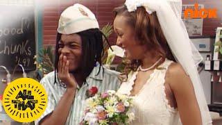 Ed Marries Tyra Banks at Good Burger | All That