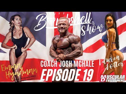 Coach Josh McHale | Buff Bombshell Show | Ep. 19 | Emma Hyndman & Lauren Lotter