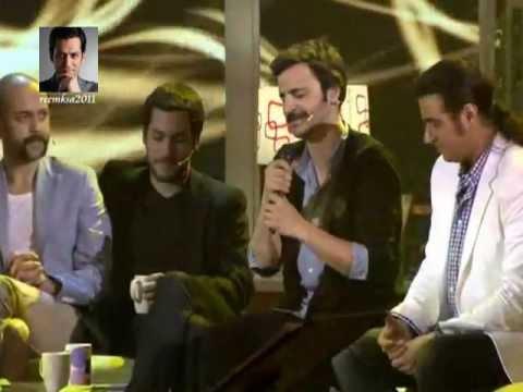 Interview Murat Yıldırım & rest of Suskunlar Heroes.. in Beyaz Show 25 5 2012 (part 7)