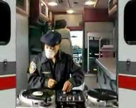 DJ QBert - Emergency Scratcher
