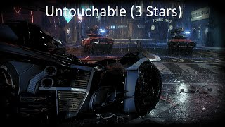 Batman Arkham Knight AR Challenges | Untouchable (PC 1080p 60fps)
