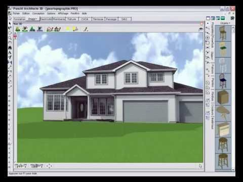 Architecte 3d youtube 3d architect software free download