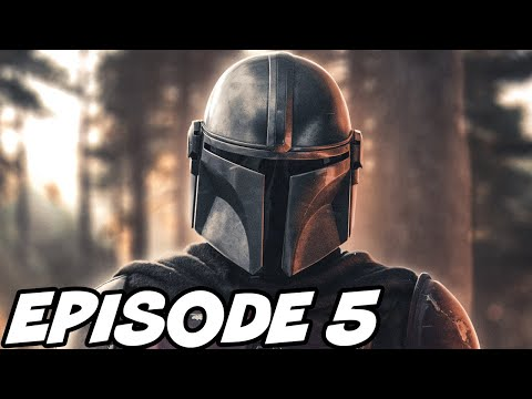 The Mandalorian Episode 5 BREAKDOWN And ENDING EXPLAINED