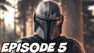 The Mandalorian Episode 5 BREAKDOWN and ENDING EXPLAINED