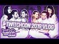Twitchcon 2019 First VLOG EVER! | Mia Malkova thumbnail
