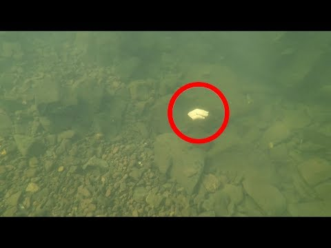 River Treasure: 3 Cameras, Rare Fidget Spinner, Yeezys, and A Human Hand!