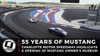 55 Years Of Mustang