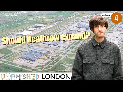 The future of London's airports