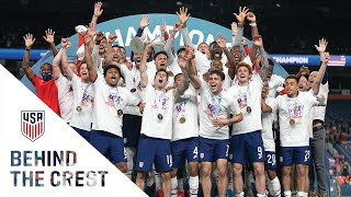 BEHIND THE CREST | USMNT Crowned Nations League Champs