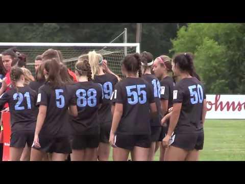 Girls' DA Kickoff Feature Game: Sky Blue-PDA vs. FC Virginia