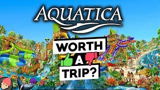 Best Rides At Aquatica