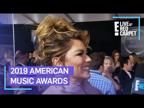 Shania Twain Teases Las Vegas Residency   E! Red Carpet & Award Shows
