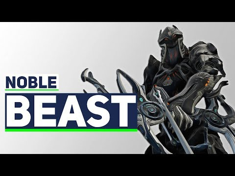 Warframe Noble Beast, Cernos Prime Is Amazing Now