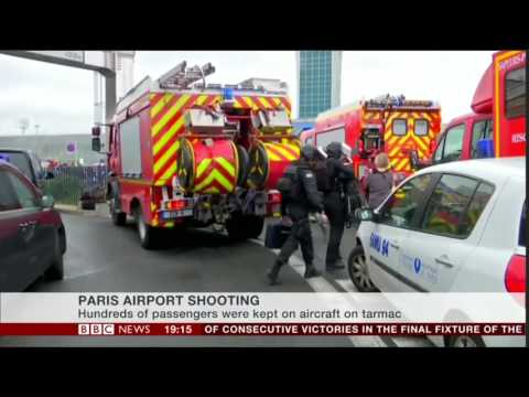 My Orly Airport Attack comments on BBC TV News 18 March 2017