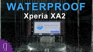 Sony Xperia XA2 Waterproof Test