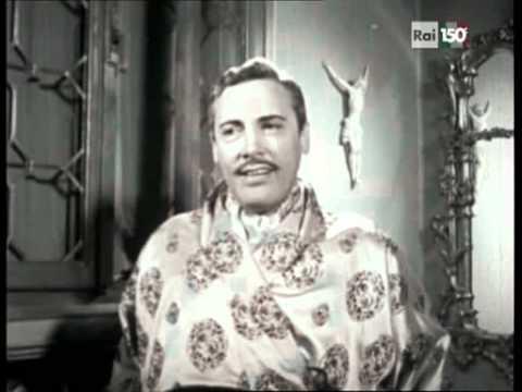 Mario Del Monaco - Il tenore in Rolls Royce - TV7 1965 - video 1 di 2