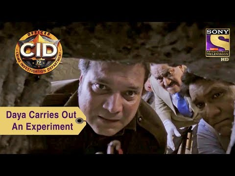 Your Favorite Character | Daya Carries Out An Experiment | CID