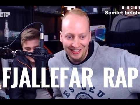 Fjallefar Freestyle Rap