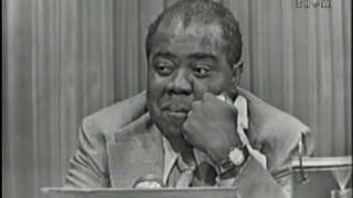 What's My Line? - Louis Armstrong (Mar 14, 1954)