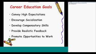 Career Education Awareness for Children with...