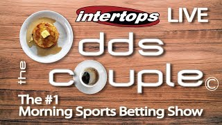 The Odds Couple | Taking Tuesday Head On With Pete's MLB Picks thumbnail