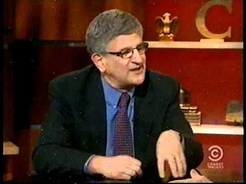 Dr. Paul Offit on the Stephen Colbert show