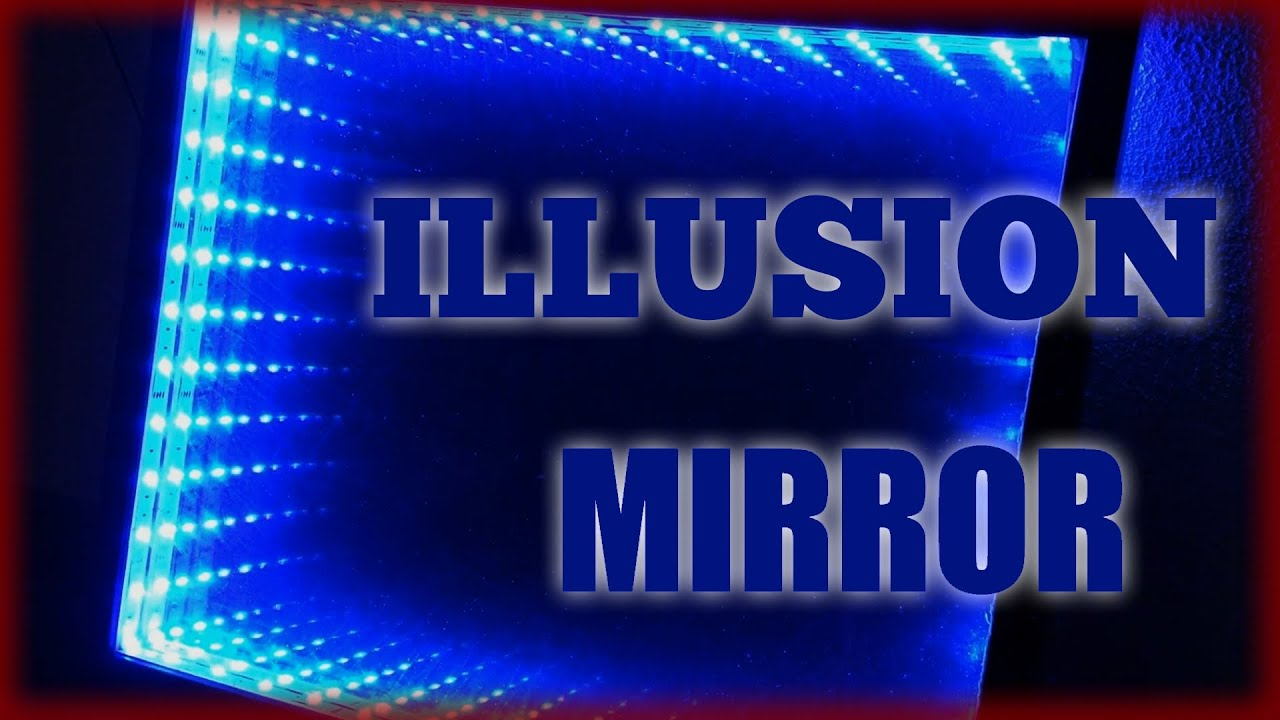 infinity illusion mirror. infinity illusion mirror