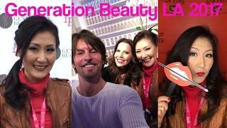 Vlog : Generation Beauty LA 2017 - 미국일상 : 제너레이션뷰티