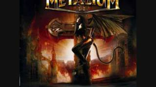 Metalium-Smoke On The Water(Deep Purple cover)