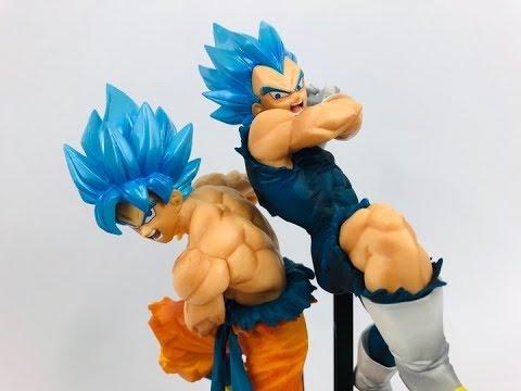 BANPRESTO Dragon Ball Z Fusion Super Saiyan Gogeta vol.1 Figure Japan