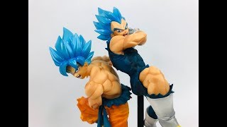BANPRESTO TAG FIGHTERS GOKU & VEGETA REVIEW