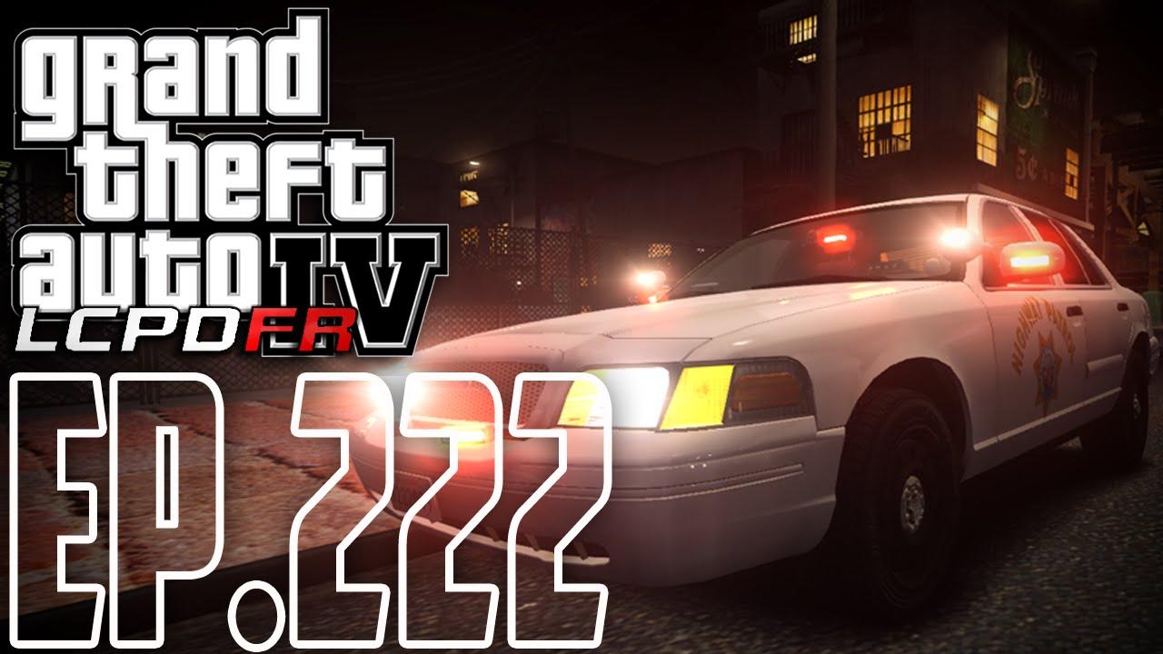 GTA 4 LCPDFR | Episode 222 - Donkey Plunger! by Polecat324