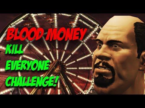 Blood Money Kill Everyone Challenge! - THE SWING KING