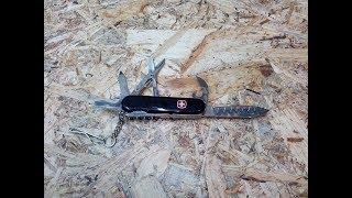 Обзор ножа WENGER