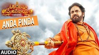 Download Hindi Video Songs - Anda Pinda Full Song | Om Namo Venkatesaya | Nagarjuna, Anushka Shetty | M M Keeravani