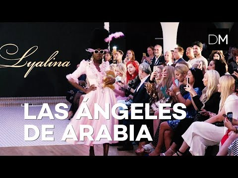 Las ángeles de Arabia | Arab Fashion Week