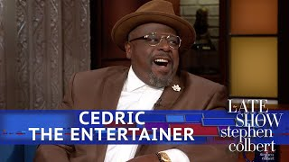 Cedric The Entertainer Was Once Cedric The Insurance Adjuster